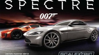 Ultimo momento : el auto aston martin de james bond 007 ya esta en scalextric ¡¡¡ conocelo ¡¡¡