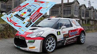 Lxq-00109 citroen ds3 r5 roberto blach