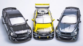 Australia - nuevos modelos junio 2020 de biante model cars -1:12 holden zb commodore supercar autobarn lowndes racing
