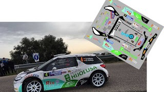 Lxq-0094 citroen ds3 r5 vallejo 2017