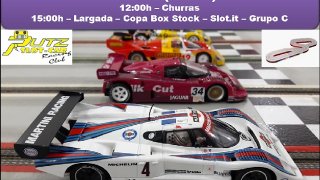 Brasil - este 18 de mayo en   putz slot car racing club copa box stock grupo c