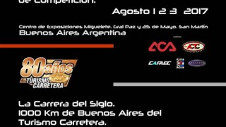 Bsas desde el 1ro de agosto - expo race & tune up 2017