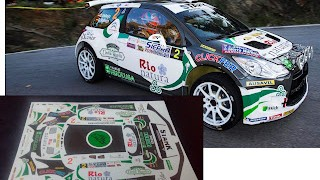 Lxq-0088 citroen ds3 r5 vallejo